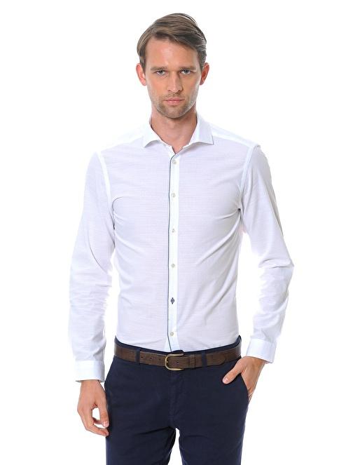 Ramsey Gömlek Beyaz